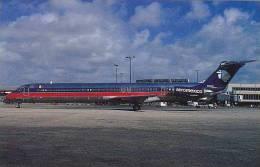 AEROMEXICO DOUGLAS MD-88 - 1946-....: Moderne