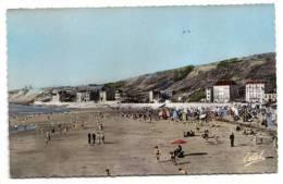 Boulogne-sur-Mer, La Plage Vue D'ensemble, General View Of The Beach, Estel Lavelle & Cie 8673 - Boulogne Sur Mer
