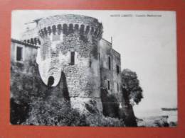 Monte Libretti (RM) - Castello Medioevale - 1955 - Viaggiata - Italy