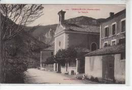 TRESCLEOUX - Le Temple - Très Bon état - France