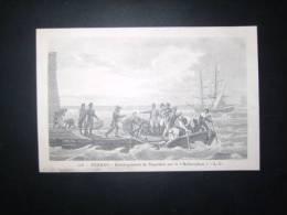 Fouras   Embarquement De Napoleon Sur Le Bellerophon - Fouras-les-Bains