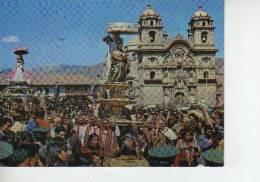 PROCESION DE CORPUS CRISTI  CUSCO  PERU   OHL