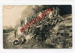 ARLON-Hospital Militaire Allemand-KRIEGSLAZARET-CARTE PHOTO Allemande-Guerre-14-18-1 WK-BELGIEN-BELGIQUE- - Arlon