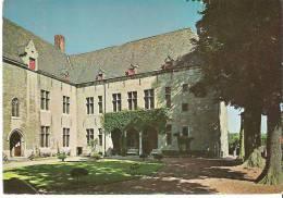HA24 - ECAUSSINNES-LALAING: Château-fort, La Cour D'Honneur - Ecaussinnes