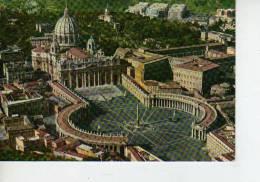 SAN PIETRO DALL AEREO   OHL - Vaticaanstad