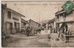 Jeurre.  Environs De Saint-Claude. Un Quartier Du Village. - Otros Municipios