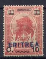 Eritrea 1924 Sass.82 */MH VF/F - Eritrea