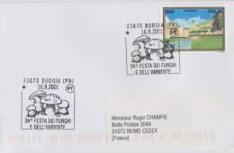 Italie 34e Fête Du Champignon, Budoia, 16/09/2001 - Champignons