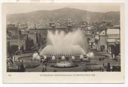 3933-BARCELONA-EXPOSICION INTERNACIONAL-1929-FP - Exposiciones