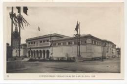 3939-BARCELONA-EXPOSICION INTERNACIONAL-PALACIO DE ARTE MODERNO-1929-FP - Exposiciones