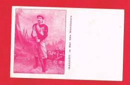 Sport.... GALLOT Le Roi Des Marcheurs ( Fusil ) - Cartoline