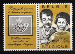 Belgique N° 1152 Luxe ** - Belgique