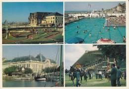 14 - Trouville - Golf - Piscine - Casino - Hippodrome De Deauville - NEUVE - Edit. Sapromos - - Trouville