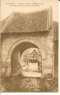 LES WALEFFES   FERME ANCIENNE DU XVII  SIECLE    PROPRIETE M. JOS DE MARNEFFE  -BODEN - Faimes