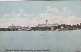 Maine Portland Thousand Islands Alexandria Bay From Imperial Isl