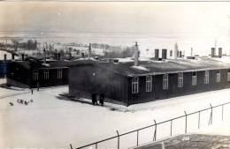 Camp De Prisonniers D'Ohrdruf 1ere Guerre Mondiale 1914-1918 Vue Générale Du Camp Sous La Neige - Guerre 1914-18