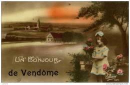 41-VENDOME- Un Bonjour De,,,,, - Vendome