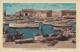 13 -BOUCHES DU RHONE -   LA COURONNE - LE PORT DU CARRO - TB - - France