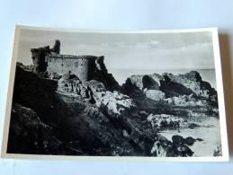 Carte Postale Ancienne : ILE D'YEU : Le Vieux Chateau - Ile D'Yeu