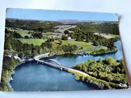 Carte Postale Ancienne : Le Pont Du Dognon - France