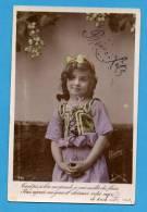 Enfant    Petite Fille - Retratos