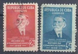 130403209  CUBA  YVERT Nº  325/326 - Cuba