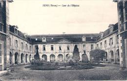 SENS Cour De L'hopital  TTB Neuve - Sens