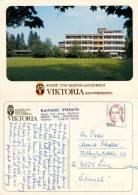 AK Bad Wörishofen Kneipp- Und Rheuma-Sanatorium VIKORIA Bayern Deutschland GERMANY Ansichtskarte & - Bad Wörishofen