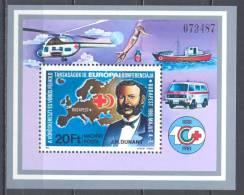 Hongrie Bloc-feuillet YT N°153 Croix-Rouge Et Croissant-Rouge Henri Dunant Neuf ** - Blocs-feuillets