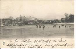 Lunéville  Le  Skating  Des Grands Moulins CPA 1903 - Luneville