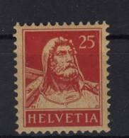 Schweiz Michel No. 167 ** postfrisch