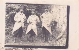 Souvenir D'un Exil 1914-1915 Bernuchon Instituteur Lusignan Vienne - Barre Bijoutier Poitiers - Guerre 1914-18