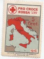 Croix Rouge - Erinnophilie