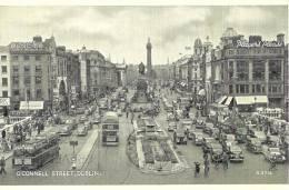 Dublin. O'connel Street. - Dublin