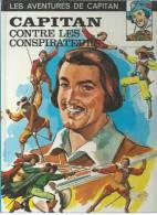 "CAPITAN  "" CONTRE LES CONSPIRATEURS ""  - FUNCKEN - E.O.  1986  RECREABULL - Unclassified"
