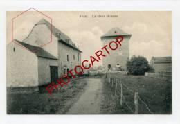 Le Vieux Chateau-AMAY-Feldpost Allemande-Guerre-14-18-1WK-BELGIQUE-BELGIEN- - Amay