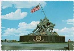 Marine Corps War Memorial Washington Monument Statue Standbeeld - Monuments
