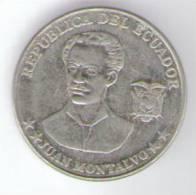 ECUADOR 5 CENTAVOS 2003 - Ecuador