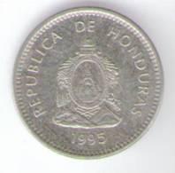 HONDURAS 20 CENTAVOS 1995 - Honduras