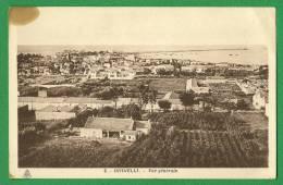 Cpa  ALGERIE     -  DJIDJELLI  - Vue Générale        .......... LMH13 - Autres Villes