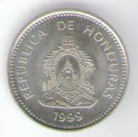 HONDURAS 20 CENTAVOS 1999 - Honduras