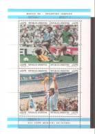 Hb-34 Argentina Futbol - Wereldkampioenschap