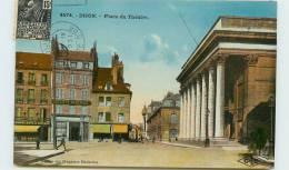 21-DIJON - Place Du Theatre - Dijon