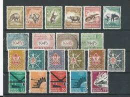 Indonésie: Année 1959 **/*/oblit  (183/ 203) - Indonésie
