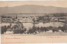 CPA TURQUIE TÜRKIYE TURKEY Smyrne Smyrna Izmir Les Bains De Diane 1904 - Turkey