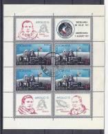ESPACIO/RUMANÍA 1971 - Yvert #H89 - MLH * - Espacio