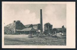 AK Flancourt, Eure, Frankreich, France, Zuckerfabrik, Sucrerie, Sugar Factory - Other Municipalities