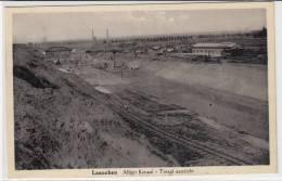 LANAKEN - LANAEKEN - Werken Albert Kanaal - Travaux Du Canal Albert - Totaal Aanzicht - Lanaken