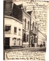 4krt..   Berchem:   Maison Communale     -Gemeentehuis& Vredegerecht     -gemeentehuis(Hermans228)      -Mechelse St - Antwerpen