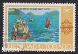 1976 - TRINIDAD &TOBAGO - SG 262 - Christophorus Colombus (1451-1506) - Trinité & Tobago (1962-...)